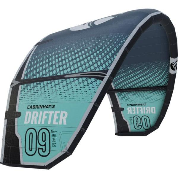 Cabrinha Drifter 2021 C2 black / cyan