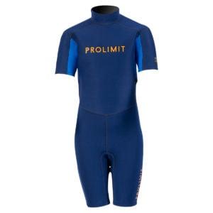 Prolimit Grommet Shorty 2/2mm 2021 blue/orange front