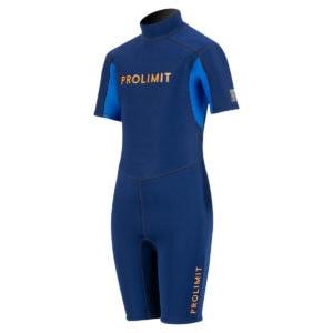 Prolimit Grommet Shorty 2/2mm 2021 blue/orange