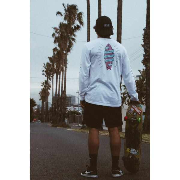 Dirty Habits DH-Surf-Tee