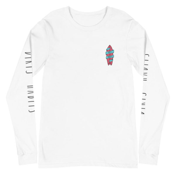 Dirty Habits LS-Surf-Front