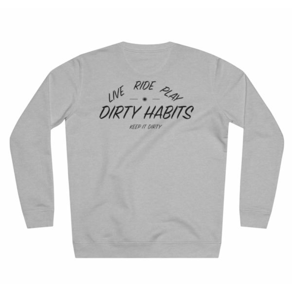 Dirty Habits Sweater-Back