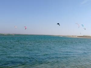 Faro Kitesurfen