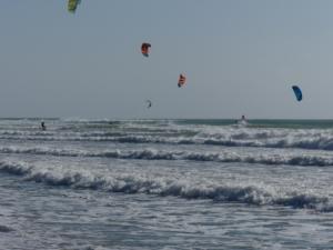Kitesurfen Ilha de Faro