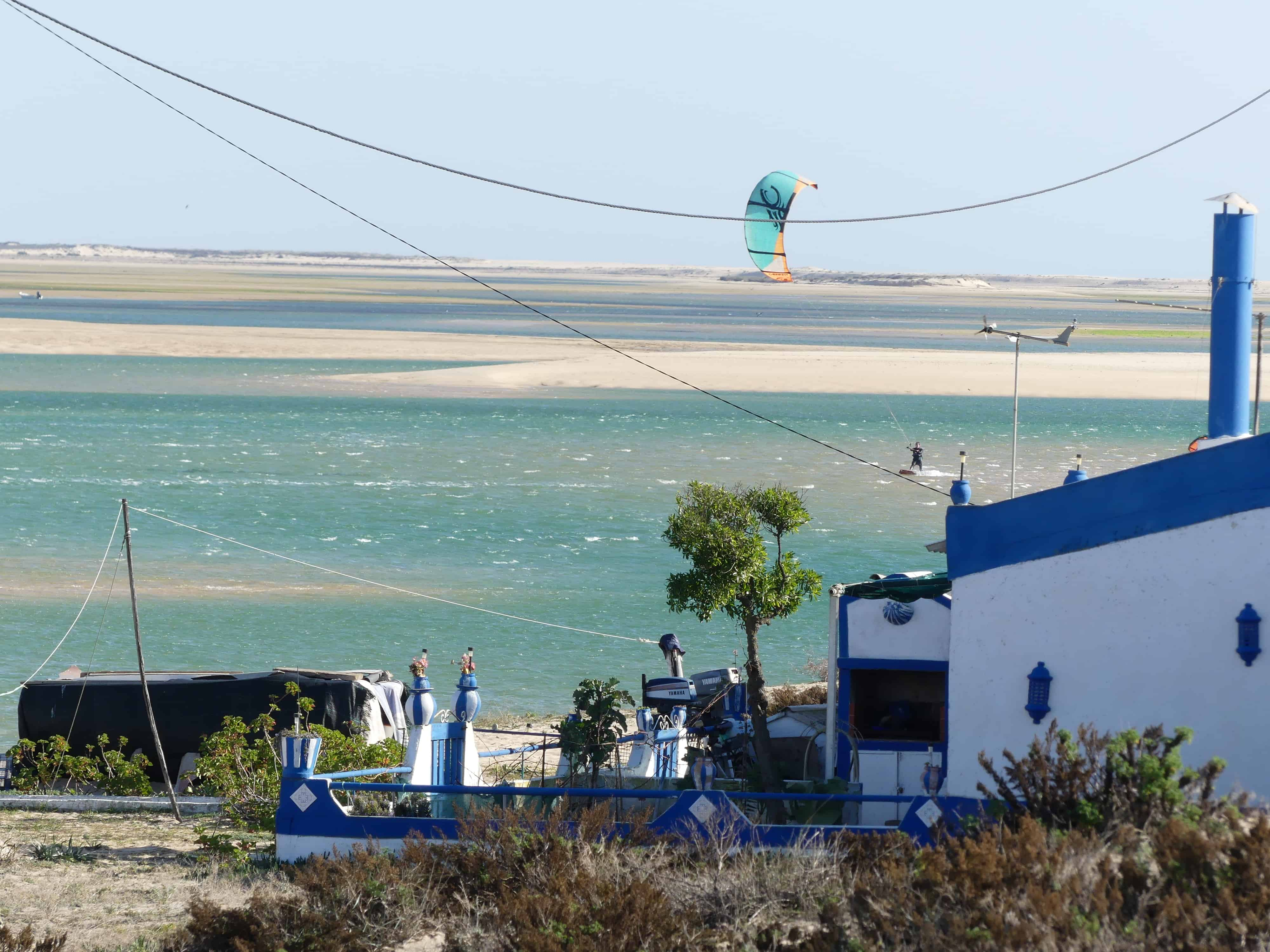 Kitesurfen Faro