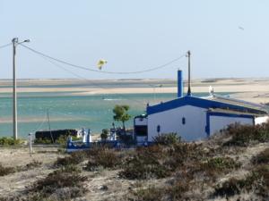 Kitespot Ilha de Faro