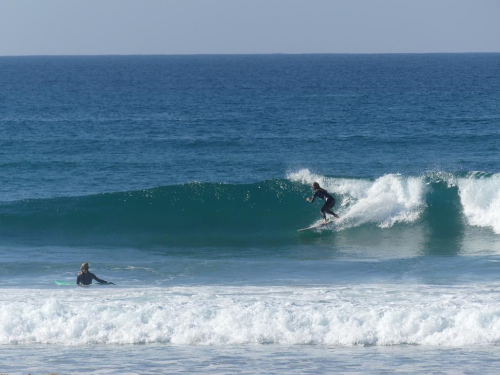Surfen Winter Algarve