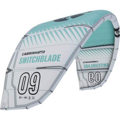 Cabrinha Switchblade 2021 C4 white / cyan